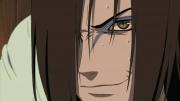 Orochimaru enfermito con sus flashbacks de cuando conoció Sasuke