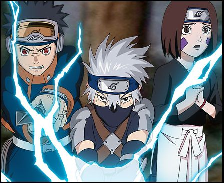 Naruto Shippuden Kakashi Chronicles